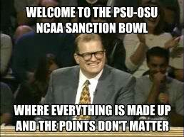 drew carey whose line osu psu