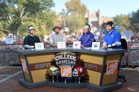 College GameDay - October 27, 2012