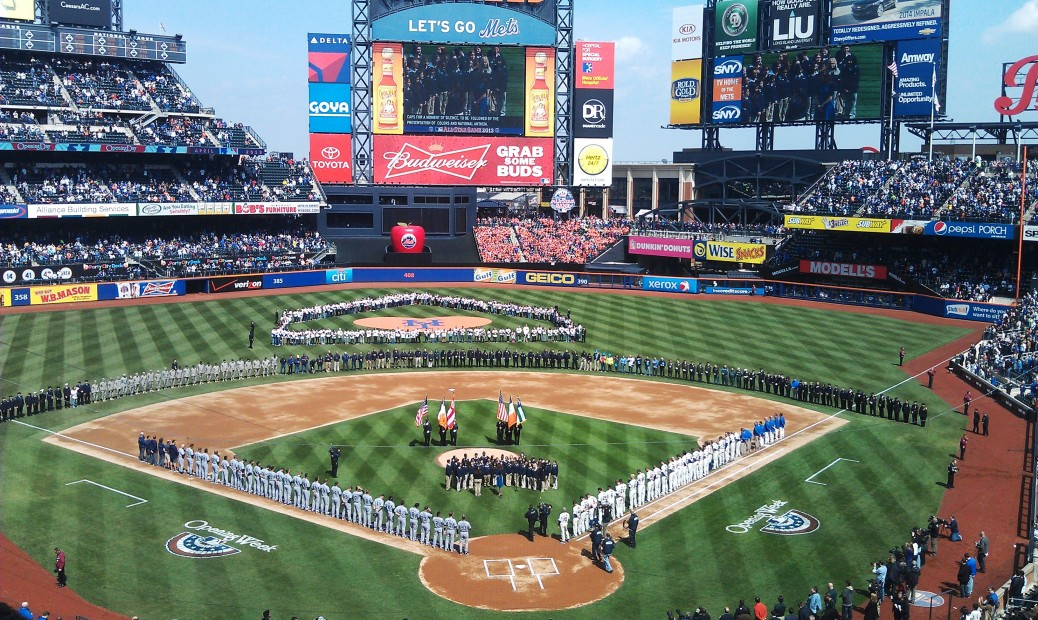 mets opening day 13