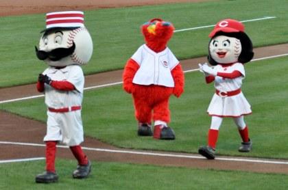 reds mascots