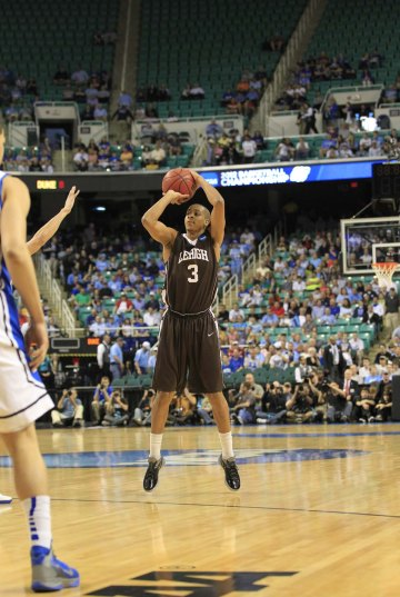 CJ McCollum (Credit: Lehigh Athletics)