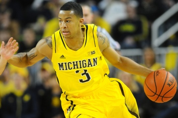 Trey Burke (Credit: Adam Glanzman)