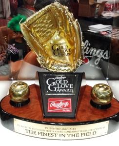 gold glove