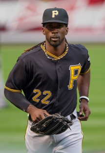 Andrew McCutchen (Credit: Keith Allison)