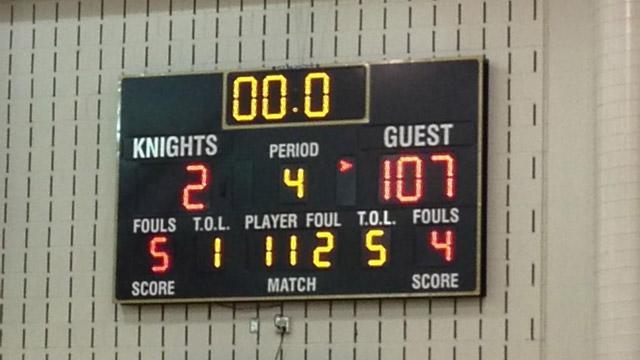 107-2 scoreboard