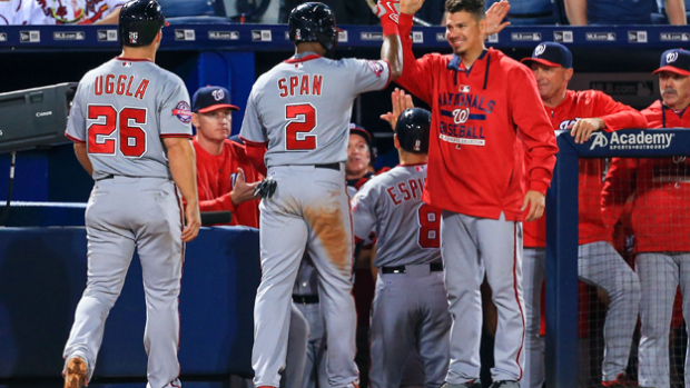 Washington Nationals v Atlanta Braves (Photo by Daniel Shirey/Getty Images)
