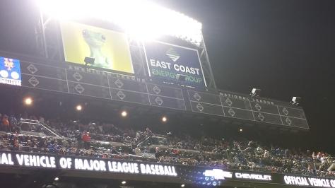 citi scoreboard