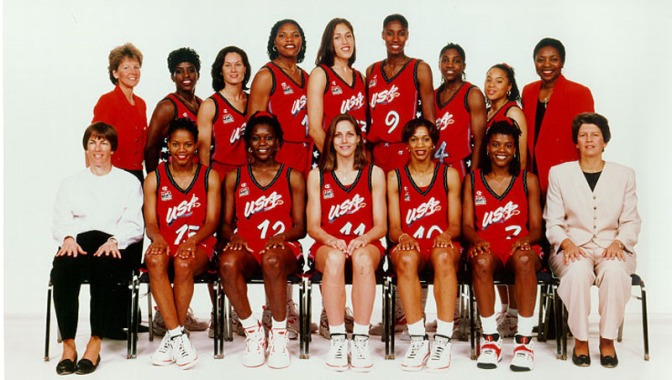 1996 womens basketball olympics