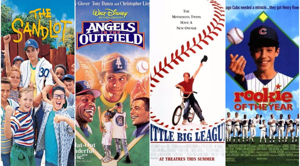 Mlb Column Kids Baseball Movies The Sportswriting Of Andrew Kahn